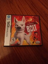 BOLT NINTENDO DS COMPLETE in Kingwood, Texas