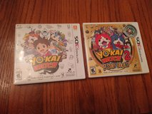 Nintendo 3DS Yo Kai Watch 1 and 2 in Spring, Texas