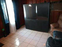 "Free Mitsubishi 65"" rear projection WS-65813 in Westmont, Illinois"