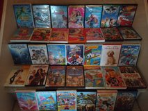 Children's DVD's $2.00 Each 38 Available in Spring, Texas