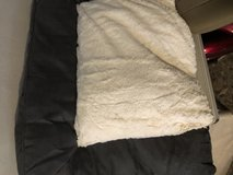 Large Dog bed Memory foam Never used! in Warner Robins, Georgia