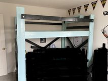 Loft bed in Chicago, Illinois
