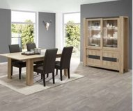 United Furniture - Hermes Dining Set (with Sliding Doors) including delivery in Wiesbaden, GE