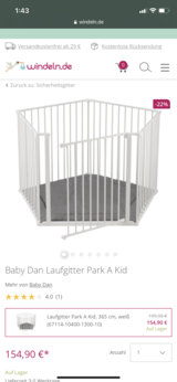 Baby Dan Park a Kid playpen in Spangdahlem, Germany