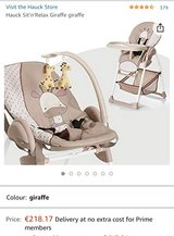 3in1 baby high chair seat in Spangdahlem, Germany
