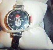 Beautiful  new snowman watch  from Penny's - Still in box in Alamogordo, New Mexico