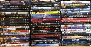 DVD Collection ~ Great titles ~ L@@K! in Kingwood, Texas