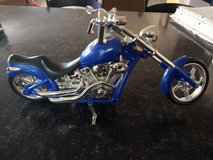 Bratz Motorcycle Chopper Blue in Spring, Texas
