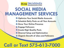 Stop Trying To Do It All - I Am The Social Media Assistant You Need! in Alamogordo, New Mexico