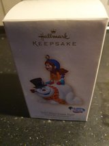 Hallmark Ornament Let's Have Some Fun Frosty 2007 in Ramstein, Germany