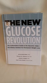 BOOK - THE NEW GLUCOSE REVOLUTION in Westmont, Illinois