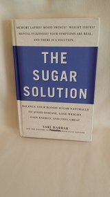 Book - The Sugar Solution - Sari Harrar in Naperville, Illinois