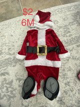 6-9 M Santa suit in Morris, Illinois