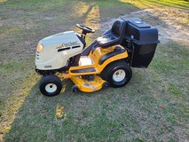Cub Cadet Riding Lawn Mower With Bagger in Warner Robins, Georgia