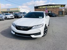 2016 Honda Accord EX-L Coupe 2D 2 FWD V6, i-VTEC, 3.5 Liter in Fort Campbell, Kentucky