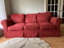 Red Sofa/Couch in Spring, Texas