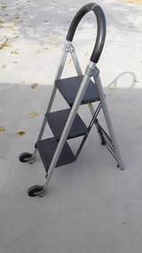 Step ladder/dolly in Yucca Valley, California