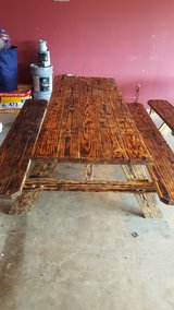 Table & Bench in Kingwood, Texas