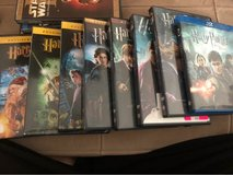 all Harry Potter movies DVD and blue ray in Stuttgart, GE