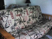 Oak futon in Beaufort, South Carolina