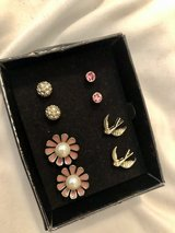 Fashion Stud Earring Set in Okinawa, Japan