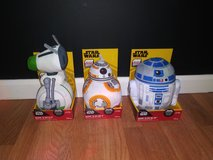 Starwars plush droids in The Woodlands, Texas