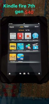 kindle fire 7th generation in Okinawa, Japan