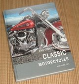 The Complete Encyclopedia of Classic Motorcycles Hard Cover Book in Joliet, Illinois