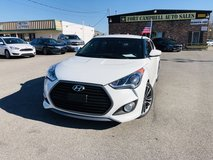 2016 Hyundai Veloster Turbo Coupe 3D 3 FWD 4-Cyl, Turbo, 1.6 Liter in Fort Campbell, Kentucky