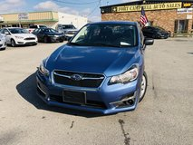 2016 Subaru Impreza 2.0i Sedan 4D 4 AWD 4-Cyl, PZEV, 2.0 Liter in Fort Campbell, Kentucky