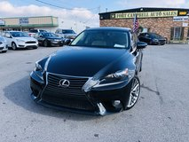2014 Lexus IS IS 250 Sedan 4D 4 AWD V6, 2.5 Liter in Fort Campbell, Kentucky