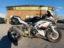 2014 Kawasaki Ninja 300 in Fort Campbell, Kentucky