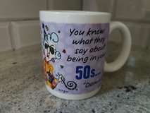 NEW Maxine 50's Birthday Mug in Naperville, Illinois