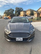 A nice 2014 Ford Fusion SE...clean title in San Antonio, Texas