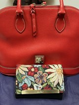 AUTHENTIC Dooney & Bourke Purse AND Wallet in Kingwood, Texas