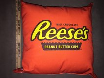 """""""Reese's Peanut Butter Cups""""~Pillow~NWOT in Kingwood, Texas"""