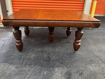 SOLID Qtr Oak 5-Leg Table in Cherry Point, North Carolina