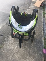 Jogging stroller (Greco) in Okinawa, Japan