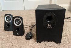 Logitech Z313   -   2.1 Speaker System in San Antonio, Texas