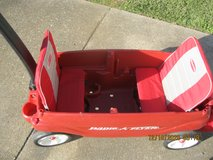 RADIO FLYER WAGON WITH EXTRAS in Hampton, Virginia