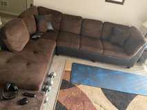 Living room sectional in Great Lakes, Illinois