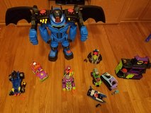 Imaginext Batman and DC Super Friends Set in Batavia, Illinois