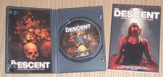 The Descent DVD w Slip Cover in Morris, Illinois