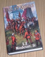 Vintage 1996 Fall of Angels Saga of Recluce Hard Cover Book w Dust Jacket in Chicago, Illinois