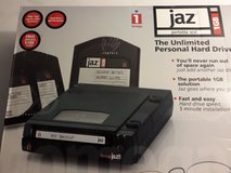 jaz portable scsi V1000S in Ramstein, Germany