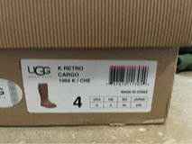 Uggs size 4 in 29 Palms, California