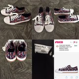 NEW Chicago Bears sneakers (Women's size 8) in Elgin, Illinois