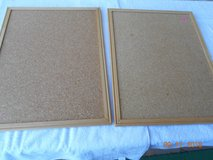 "Birch Cork Boards - 24"" X 18"" in Alamogordo, New Mexico"