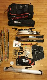 HOYT competition bow set in Fort Drum, New York