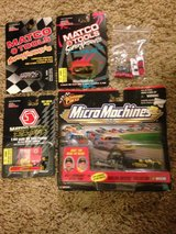 micro size racing car lot in Spring, Texas